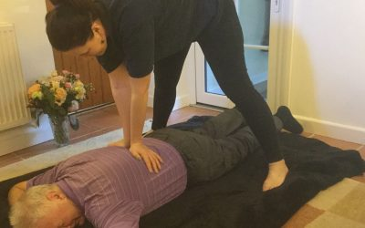 My Journey to becoming a Thai Yoga Massage Bodywork Practitioner by Jacqui Dark