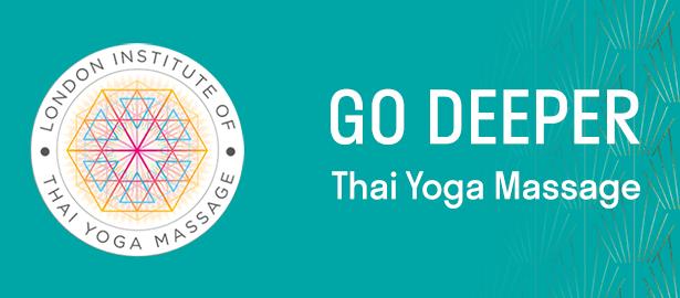 Go Deeper - Thai Yoga Massage